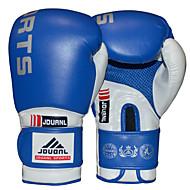Boxhandschuhe für Boxen Vollfinger Schützend Leder Nylon