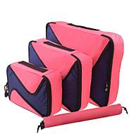 Unisex Taschen Ganzjährig Nylon Handgepäck mit für Gewerbliche Verwendungen Rosa Grau Aquamarin Blasses Blau