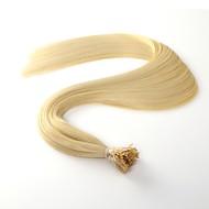 Neitsi 8a stopień 28 '' 50g / lot 1g / s i końcówki do włosów przedłużające 100% proste włosy ludzkiego włosa