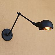 AC 220-240 4 E26/E27 Rústico Retro Pintura Característica for LED Lâmpada Incluída,Luz de Baixo Lâmpadas de Braço Móvel Luz de parede