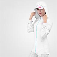 Naisten Pitkähihainen Golf Verryttelypuku UV suoja Golf