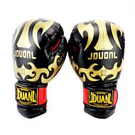 Boxhandschuhe Professionelle Boxhandschuhe Boxhandschuhe für das Training für Boxen Vollfinger Anatomisches Design Schützend Leicht Leder