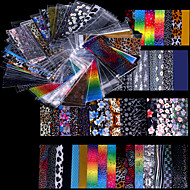 48 Nail Art tarra Folio Stripping Tape meikki Kosmeettiset Nail Art Design