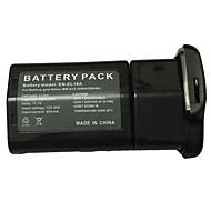 Ismartdigi el18a 11.1v μπαταρία 2600mah για Nikon d800 d800e el18a κάμερα