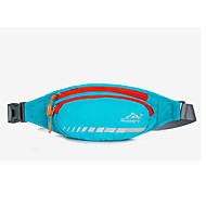 Damen Taschen Frühling/Herbst Sommer Nylon Hüfttasche mit für Sport Orange Grün Himmelblau Rosa Violett
