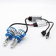 Philips 70w 7200lm H7 LED Lampe Scheinwerfer Kit Auto Strahl Birnen 6000k weißen Canbus