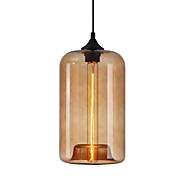 Láhev Design Přívěsek, 1 světlo, Minimalistický Iron Malování