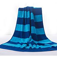 Badehåndkle,Stripet Høy kvalitet 100% Bomull Håndkle