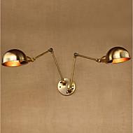 AC 220-240 AC 110-120 60 E26/E27 Vintage Modern/Comtemporary Retro Zemlja svojstvo for Mini Style,Dolje zidna svjetiljka