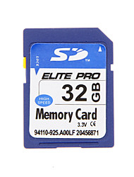 elite pro înaltă calitate SDHC 32GB card de memorie SD