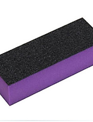 1 Stück hochwertigen Pufferblock für Polieren und Schleifen diy Nagel Maniküre Werkzeuge (zufällige Farbe)