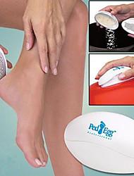 entfernen sanft gefühllose trockene Haut für glatte schöne Füße Pflege Fuß-Datei Fußpflege