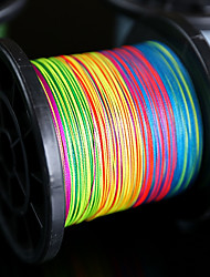 500M / 550 Yards Polyethylenový vlasec / Dyneema Others / Vícebarevný120LB / 100LB / 80LB / 60LB / 50LB / 40LB / 30LB / 20LB / 15LB /