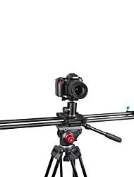 yelangu® új pro 80cm szénszálas hordozható videokamera pályán csúszka dolly DSLR