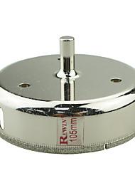 rewin szerszám ötvözött acél üveg lyukak nyitó lyuk méret 105mm 2db / doboz