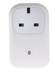 Britiske forskrifter wifi smart socket telefon app fjernkontroll timer fjernkontroll wifi smart socket