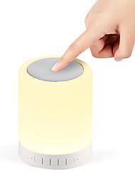 s17 lâmpada inteligente portátil com alto-falante e múltiplas cores claras