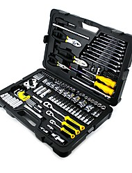 Stanley® stmt74393-8-23 125pc kit de ferramentas de proprietário profissional com caixa de ferramentas
