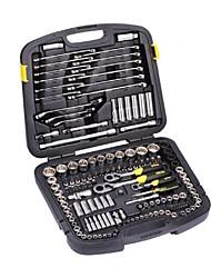 Stanley® 94-181-1-22 150pc kit de ferramentas de proprietário profissional com caixa de ferramentas