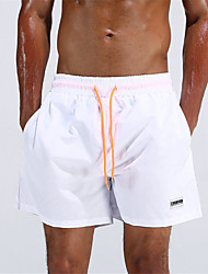 Heren Bandjes Polyester Slips, shorts en broeken Effen,Effen