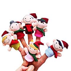 Hračky Prstová loutka Hračky Animák Nové hračky Chlapci / Dívčí Textil