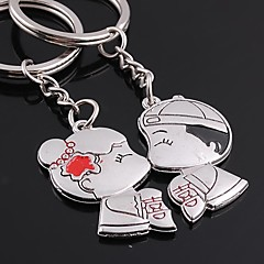 Wedding Keychain Favor [ Pack of 2Piece ] Non-personalised