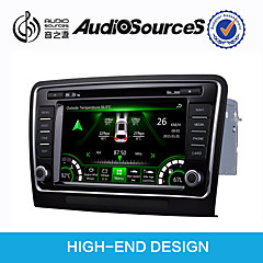 1024x600 Capacitive Screen 2 Din Car Stereo Gps Navigation For Superb With IPAS OPS