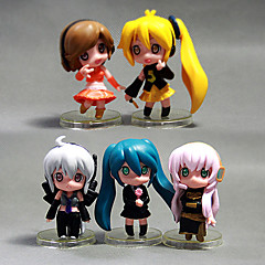 Muut Hatsune Miku PVC Anime Toimintahahmot Malli lelut Doll Toy