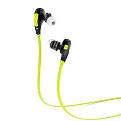 qy7 sport wear bluetooth 4.1 stereokuulokkeet korvan mikrofoni älypuhelimissa
