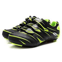 Tiebao Sneakers Fietsschoenen Unisex Anti-slip Opvulling Ventilatie Slijtvast Ademend Voor Buiten Straatfiets Wielrennen