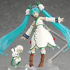 Miku Hatsune zăpadă Miku figurine de acțiune jucării papusa anime model de jucărie
