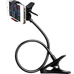 zxd360 fokban forgatható univerzális rugalmas, hosszú karok mobiltelefon tartó szerelhető lusta csíptetős tartó állvány