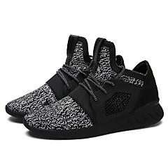 נעלי ספורט נעלי ריצה לגברים לנשים נגד החלקה קל במיוחד (UL) ניתן ללבישה נושם נעלי קוקוס רשת נושמת גומי ריצה