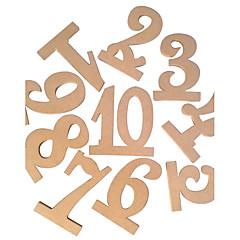 Placecard Holders-PuuSuklaa Yleinen 10