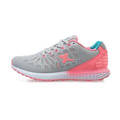 X-tep נעלי ספורט נעלי יומיום בגדי ריקוד נשים נגד החלקה ריפוד נושם עמיד בפני שחיקה הצגה עור PVC גומי ריצה ספורט פנאי