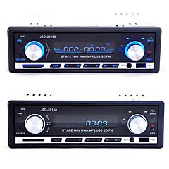Jsd-20158 12v bluetooth автомобильный аудио автомобильный автомагнитола плеер fm приемник mp3 usb / sd card / aux in-dash 1-дюймовый