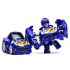 näytöllä varustetun mallin Rakennuspalikat 3D palapeli Opetuslelut Ajoneuvo Robotti Lelut Gift Rakennuspalikat Pelit ja palapelitAuto