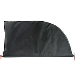 Universal malha 2 peças janela protecção solar guarda-sol lateral