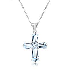 Dámské Pánské Náhrdelníky s přívěšky Šperky Šperky Křišťál Slitina Jedinečný design Módní Euramerican Šperky ProSvatební Párty Narozeniny
