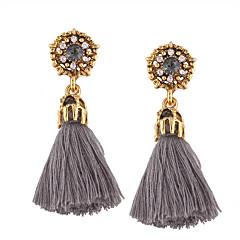 Femme Boucles d'oreille goutte Bijoux Mode Bohême Personnalisé euroaméricains bijoux de fantaisie Alliage Bijoux Pour Mariage Soirée /