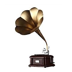 Boîte à musique Phonographe Métal