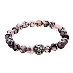 Pánské Strand Náramky Šperky Srdce Rozkošný luxusní šperky Klasický Elegantní Tyrkys Slitina Circle Shape Šperky ProPárty Formální Rande