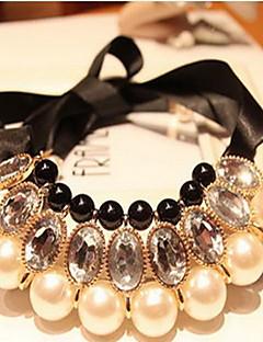 Dame Uttalelse Halskjeder Perlehalskjede Smykker Perle Festival/høytid Brude Smykker Til Bryllup Spesiell Leilighet Bursdag