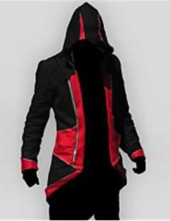 Costume de cosplay de jeux vidéo assassin à la capuche