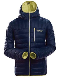 בגדי ריקוד גברים ג'קט לטיולי הליכה עמיד למים ייבוש מהיר עמיד מבודד עמיד לאבק נושם ג'קט מעילי פוך מעילי סקי/סנובורד ז'קטים לחורף ל סקי