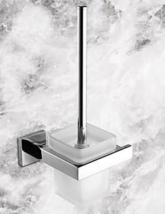 Toiletbørsteholder / Rustfrit stålRustfrit stål Keramik /Moderne