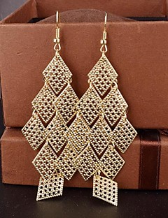 Žene Viseće naušnice Nakit sa stilom Festival/Praznik Europska kostim nakit Legura Geometric Shape Jewelry Za Party Special Occasion