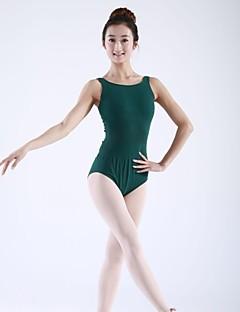 בלט חלקים עליונים בגדי ריקוד נשים בגדי ריקוד ילדים כותנה בלי שרוולים