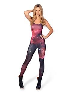 Yoga Set de Îmbrăcăminte/Costume / Costum de compresieRespirabil / Permeabilitate la umezeală / Uscare rapidă / Compresie / Material Ușor