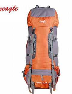 85 L Capas de Mochila Mochila para Excursão Pacotes de Mochilas Alpinismo Acampar e CaminharProva-de-Água Á Prova-de-Chuva Vestível